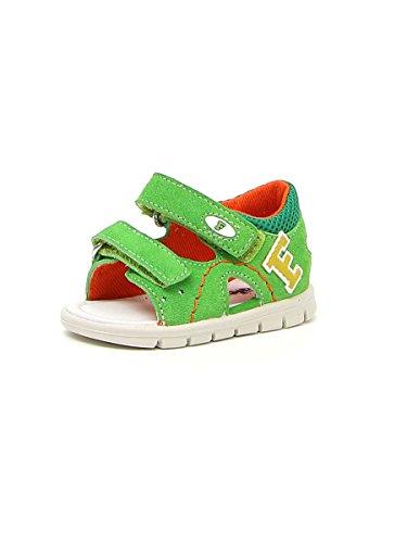 Naturino - Sandalias de vestir de Piel para niño * Verde