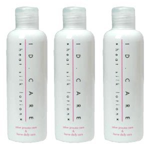 Price comparison product image Melos ID Care Heat Silk Lotion 200ml X3 Set of