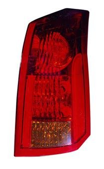 (Go-Parts ª OE Replacement for 2004-2007 Cadillac CTS Rear Tail Light Lamp Assembly/Lens/Cover - Right (Passenger) 15930596 GM2801197 for Cadillac CTS)