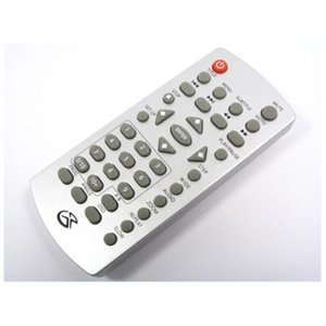 GPX D108S Remote Control - Mint Condition!! (Gpx Tv Remote compare prices)