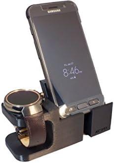 ASUS ZenWatch 3 Stand, Arti FEX estación de Carga para Zen Watch 3, Nueva tecnología Impresa 3D, Smart Watch Cradle ASUS Zen Phone Combo