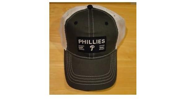 c911b5ccf5b2 BRAND NEW!! Philadelphia Phillies 05 19 18 SGA Phillies Cap Teva  Respiratory Night Citizens Bank Park Exclusive! at Amazon s Sports  Collectibles Store