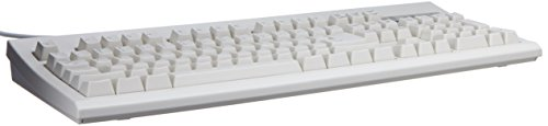 (Keytronic E06101P1 104-Key Keyboard PS2 )