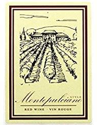 Home Brew Ohio Montepulciano Style Wine Labels