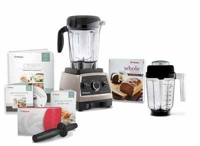 Vitamix 750 Professional Artisan Baker Premium Set (Best Vitamix Blender For Home Use)