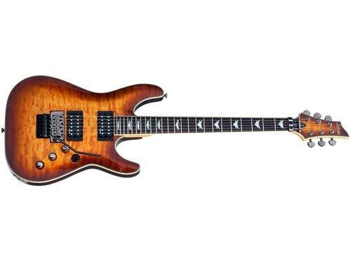Schecter Omen Extreme-FR Electric Guitar, Vintage Sunburst
