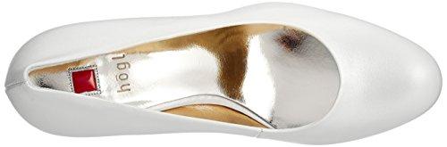 Signore Högl 5-10 8003 0300 Pompe Bianche (bianco Perla)