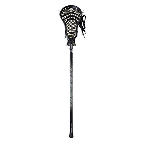 Under Armour NexGen Junior Complete Lacrosse Stick-Black