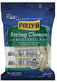 (Polly-O String Cheese Mozzarella Low-Moisture Part Skim Cheese 48 stick)