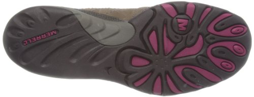 Stone Sandales Gris Femme de Merrell Mimosa Merrell Lace Randonnée qT88xa