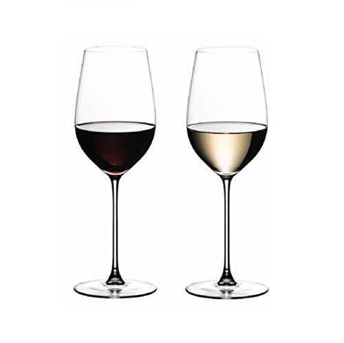 Riedel 6449/15 Veritas Rieseling Wine Glasses, Set of 2, Clear