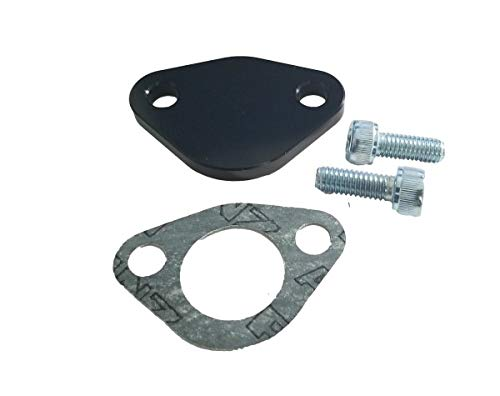 Boost Monkey Heater Core Delete Coolant Block Off Plate for BMW E36