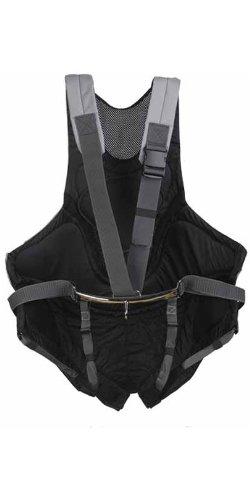 Musto Adjustable Harness in Black/Silver AS0640 Size - Junior ...
