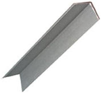 "Aluminum Angle 6063 T52 3//4/"" x 3//4/"" x 1//8/"" wall x 84/"""