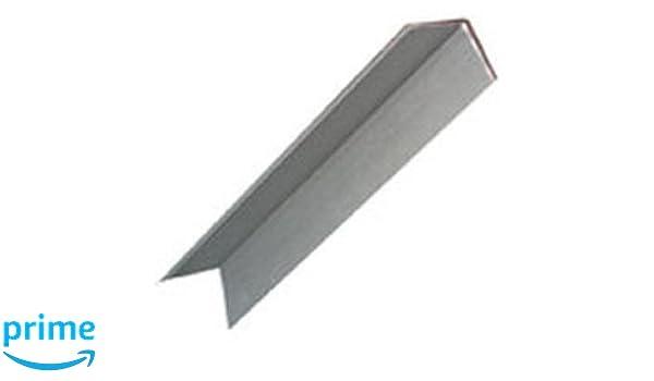 "Aluminum Angle 6063 T52 3//4/"" x 3//4/"" x 1//8/"" wall x 72/"""
