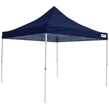 Caravan Canopy M-Series 2 Pro Canopy Kit - 10 X 10-Feet, Navy Blue