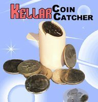 Coin Catcher Brass by Kellar