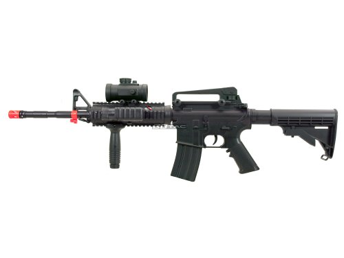 BBTac M416 Replica Airsoft Gun Electric Rifle Full