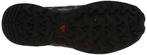 De Senderismo quiet quiet Zapatillas Prime Ultra Magnet Shade Para 3 X black Shade Salomon magnet Gtx Hombre black Gris Tw0SqYnB