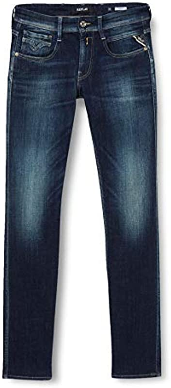 Replay Anbass dżinsy męskie: Odzież