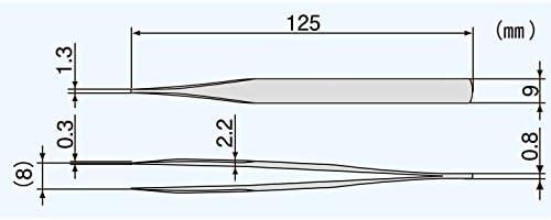 [スポンサー プロダクト]エンジニア 鉄腕ピンセット PT-17