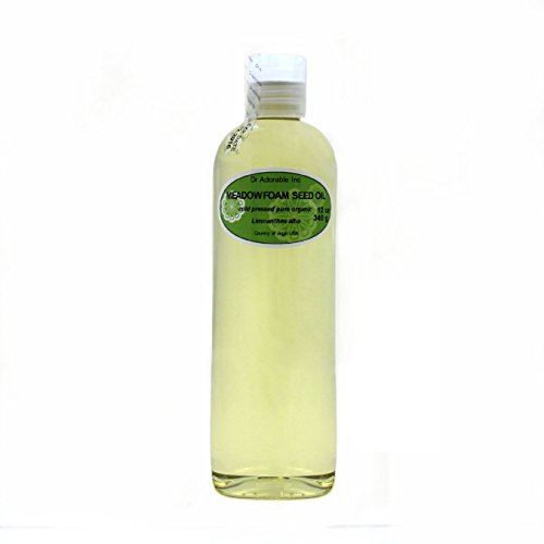 Meadowfoam Seed Oil - 12 Oz Meadowfoam Seed Oil Pure Organic by Dr.Adorable