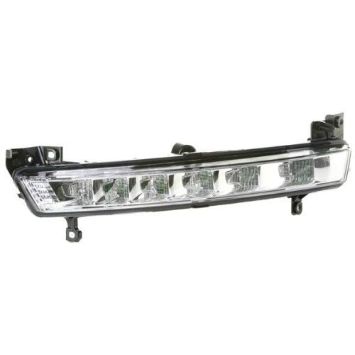 HELLA 2PT 010 680-011 Daytime Running Light