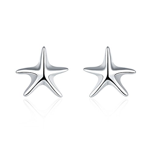 NA BEAUTY Sterling Starfish Butterfly