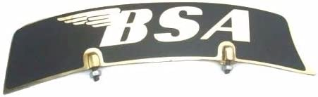 Enfield de garde-boue arri/ère en Badge Royal Enfield CAD en laiton