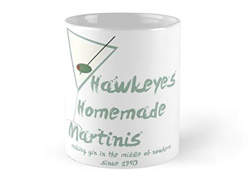 Homemade Martinis 11oz Mug - Made from Ceramic - Best gift for family friends. (Best Homemade Bong Designs)