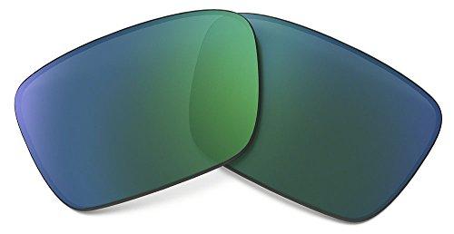 Oakley 41-858 Fuel Cell Replacement Lens Kit Jade - Jade Lenses Iridium