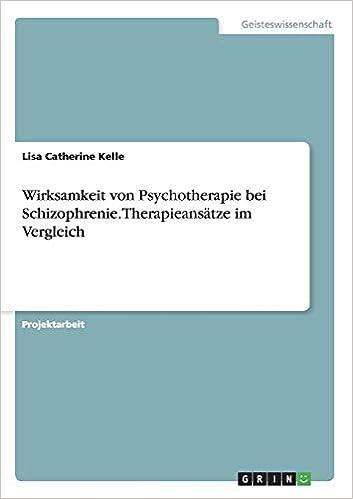 schizophrenie heilbar
