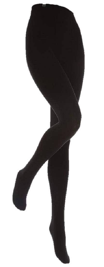 BLACK Ladies GENUINE Original Thermal Tog Heat Holders Tights 1 No