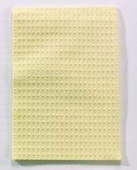 917404 PT# 917404- TIDI Bibs 13''x18'' 3Ply+Poly Yellow 500/Ca by, Tidi Products LLC