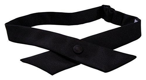 Edwards Garment Men's Office Tie, Black, One Size