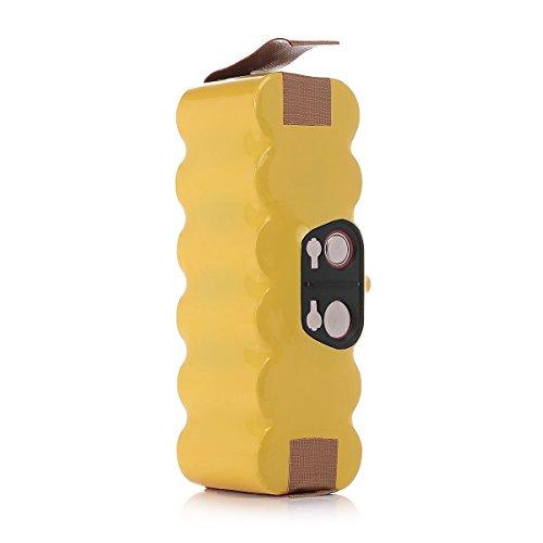 Amazon #LightningDeal 93% claimed: Powerextra 3.5Ah Ni-MH Battery for iRobot Roomba R3 500,600,700&800 Series 500 510 530 531 532 533 535 536 540 545 550 552 560 562 570 580 595 600 620 630 650 660 700 760 770 780 790 800 870 880