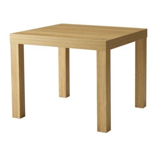 LACK - Side Table, Oak Effect 8