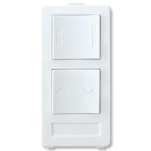 X-10 Pro XP2D-I X10 2 button keypad, Ivory, 1 -