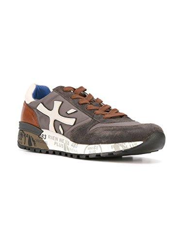 Premiata Sneakers Uomo MICK1791 Camoscio Marrone