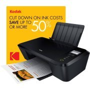 Kodak VERITE 55 XL Plus Multifunction Wireless All-in-One Inkjet Printer/Copier/Scanner (Certified Refurbished)