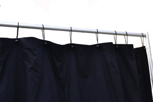 Amazon Backdrop Or Stage Curtain BLACK 10H X 15W 12 Oz Commando Standard FR Home Kitchen