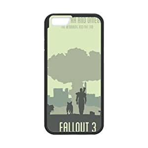 FALLOUT iPhone 6 4.7 Inch Cell Phone Case Black Exquisite gift (SA_711299)