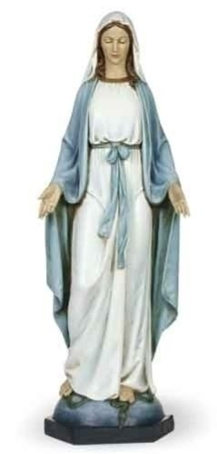 Romana Collection (Renaissance Collection Joseph's Studio by Roman Exclusive Our Lady of Grace Statue, 40-Inch)