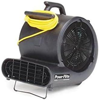 Powr-Flite PD500 Carpet Dryer/Air Mover, 1/2 hp