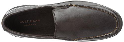 Cole Haan Heren Lewiston Venetiaans Instappers Loafer Dark Roast / Zwart