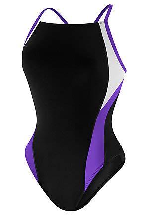 Speedo Female Swimsuit - Launch Splice Cross Back