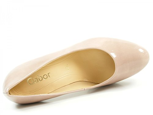 Gabor 51-270 Zapatos de tacón de material sintético mujer Rosa