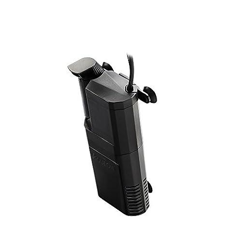 Aqueon Quietflow Internal Power Filter, 10 Gallon,