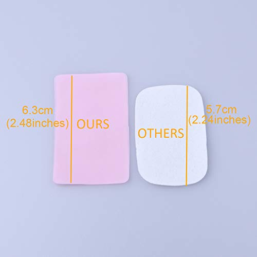 LOMILY Outdoor Travel Soap Pape Sheets,Portable Camping Hand Soap,Travel Hiking Washing Hand Bath Paper Soap,Used for Camping,Tourism,Travel,BBQ, etc.(5 Pack x 30 Sheets,Rose Scent)