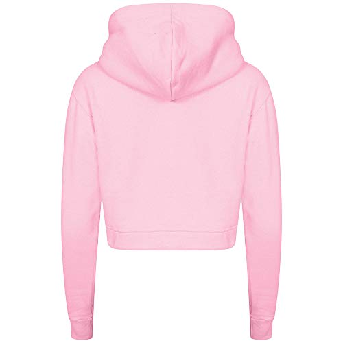 Womens Fashion Comfort Casual Pink Solid Hoodie Sleeve Sale Autumn Clearance Sweatshirt Long DOLDOA Pullover Top HzEgq0Y